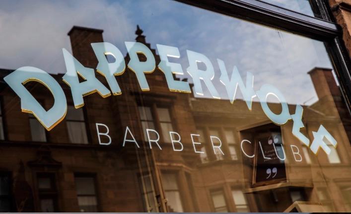 dapperwolf barber club